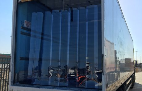 Chillsaver PVC Strip Curtain Systems Perth