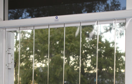 Chillsaver PVC Strip Curtain Systems Perth